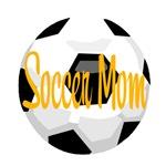 Soccer Mom Soccer Ball - Yellow