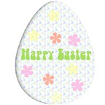 White and Green Easter Egg (CUTE)