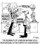 Science Cartoon 4735