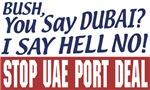 Stop UAE Port Deal Gear