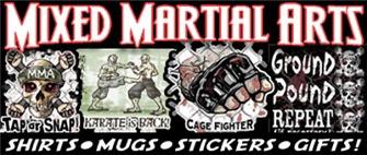 Mixed Martial Arts MMA Gear