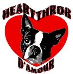 HEARTTHROB D'AMOUR