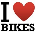 I Love Bikes