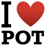 I Love Pot
