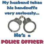 Police Officer Husband