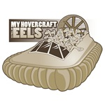 My hovercraft is full of eels!