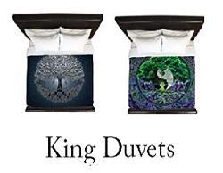 Relaxing King Duvets