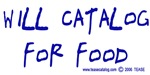 Will Catalog For Food