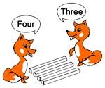 Optical illusion Trick