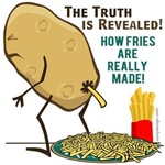 How Fries Are Really Made