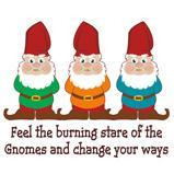 Burning Stare of The Gnomes