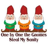 One By One The Gnomes
