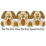 No Evil Puppies