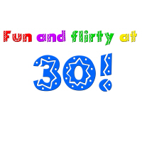 Flirty at 30 Apparel