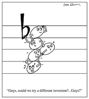 Inversion Notes