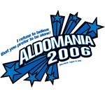 Aldomania 2006 stuff