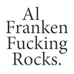 Al Franken Rocks