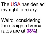 Marry/Divorce