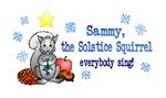 Sammy the Solstice Squirrel