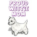 Proud Westie Mom