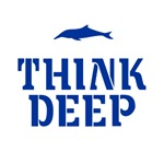 Think Deep Dolphin