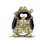 Jungle Safari Penguin
