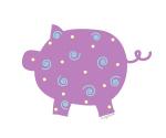 Swirly Pig