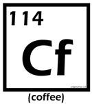Elemental coffee periodic table