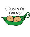 cousin of twins