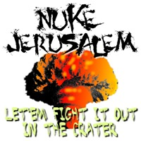 Nuke Jerusalem