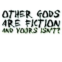 Gods are Fiction