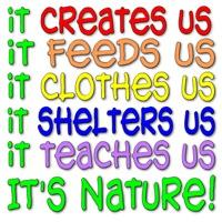 It's Nature
