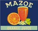 Mazoe orange