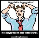 Hire a Technical Writer.