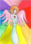 Rainbow Ray Angel