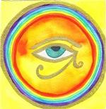 Sacred Eye Mandala