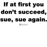 Sue, Sue Again