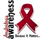 Awareness 5 Amyloidosis Tees & Merchandise