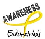 Awareness 3 Endometriosis Shirts & Merchandise