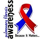 Awareness 5 Pulmonary Fibrosis Shirts and Merchand