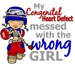 Combat Girl 1 CHD Merchandise