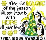 Christmas Penguins 1 Spina Bifida Gifts