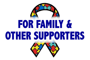 Autism Shirts For Family, Friends, Supporters