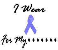 I Wear Light Blue 1