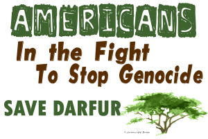 Americans In The Fight (Darfur)