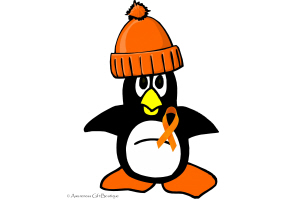 Winter Penguin 1