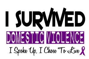 Domestic Violence Survivor 2