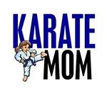 Karate Mom (OF GIRL) Karate Gifts & Shirts