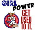 Girl Power 2 T-Shirts Gifts Apparel