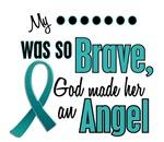 Angel Cervical Cancer Shirts & Apparel